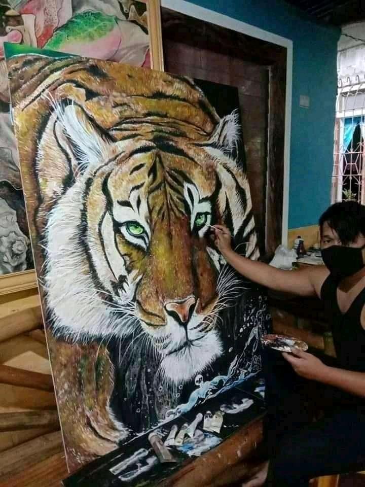 Kolejny utalentowany artysta dołączył do naszego zespołu!